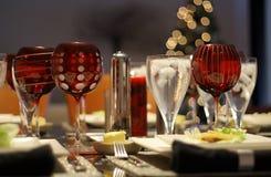 Nowożytny tableware Zdjęcia Stock