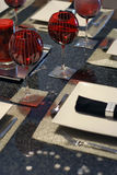 Nowożytny tableware Zdjęcie Stock