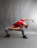 Nowożytny taniec Zdjęcie Royalty Free