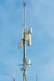 Nowożytny telekomunikaci wierza Fotografia Stock