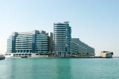 Nowożytny UAE blok mieszkaniowy Zdjęcia Stock