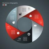 Nowożytny wektorowy szablon dla twój biznesowego projekta Zdjęcia Stock