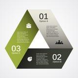 Nowożytny wektorowy szablon dla twój biznesowego projekta Zdjęcie Stock