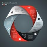 Nowożytny wektorowy szablon dla twój biznesowego projekta Fotografia Stock