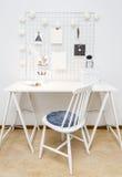 nowożytny workspace Zdjęcia Royalty Free