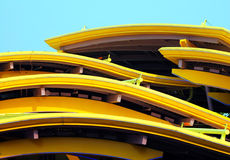nowoczesna architektura zdjęcie stock
