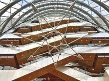 nowoczesna architektura Fotografia Royalty Free