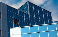nowoczesna architektura Zdjęcia Stock