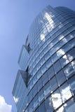 nowoczesna architektura Vienna Zdjęcia Royalty Free