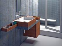 nowoczesna do łazienki ilustracji