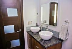 nowoczesna do łazienki obrazy royalty free