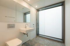 nowoczesna do łazienki Zdjęcie Stock