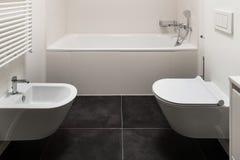 nowoczesna do łazienki obraz stock