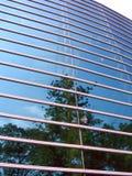 nowoczesna fasada budynku Obrazy Royalty Free
