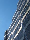 nowoczesna fasada budynku zdjęcia stock