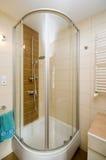 nowoczesna kabiny prysznic Zdjęcie Royalty Free
