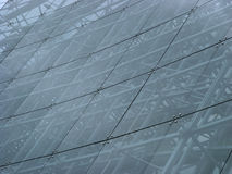 nowoczesna konstrukcja Fotografia Stock