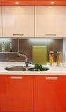 nowoczesna kuchnia Zdjęcie Royalty Free