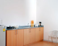 nowoczesna kuchnia Obrazy Royalty Free