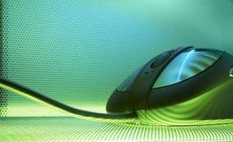 nowoczesna mysz fotografia stock