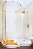 nowoczesna prysznic obrazy stock