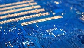 Nowoczesna technologia inżynierii tło zdjęcie stock