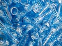 Nowoczesna technologia Plastikowy butelki fabrykować przemysłowy Fotografia Stock