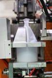 Nowoczesna technologia Plastikowy butelki fabrykować przemysłowy Obraz Royalty Free