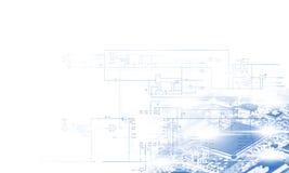 Nowoczesna technologia pojęcie Fotografia Stock