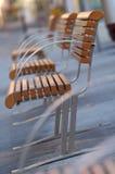 nowoczesne ławka zaprojektował Zdjęcie Stock