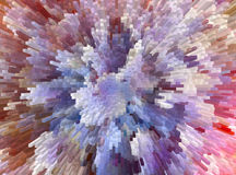 nowoczesne abstrakcyjne tło Chłodno Ostry projekt Fotografia Royalty Free