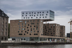 nowoczesne budynków Zdjęcia Stock
