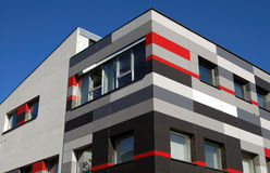 nowoczesne budynków Fotografia Royalty Free