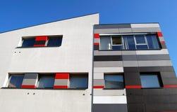 nowoczesne budynków Zdjęcia Royalty Free