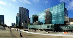 nowoczesne budynków Fotografia Stock