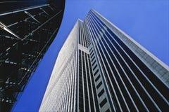 nowoczesne budynku biura Obraz Royalty Free