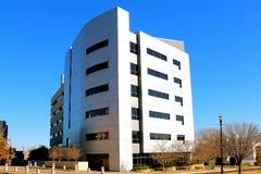 nowoczesne budynku do szpitala Obrazy Royalty Free