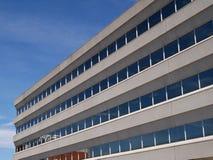 nowoczesne budynku do szpitala Obraz Royalty Free