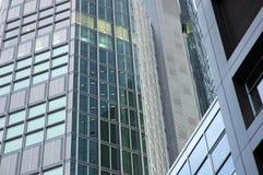 nowoczesne fasadowy biuro budynku. Obraz Stock