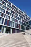 nowoczesne fasadowy biuro budynku Zdjęcie Stock
