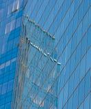 nowoczesne finansowy centrum obrazy stock