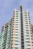 nowoczesne kondominium Zdjęcia Stock