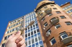 nowoczesne kondominium Fotografia Stock