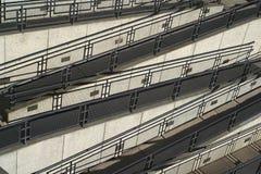 nowoczesne labrynth Obraz Stock