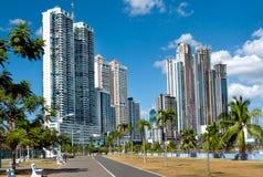 nowoczesne miasto widok Zdjęcie Royalty Free