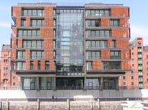 nowoczesne mieszkalnictwa Obrazy Stock