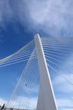 nowoczesne mostu obraz royalty free
