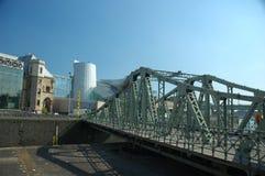 nowoczesne mostu Fotografia Stock