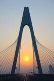 nowoczesne mostu obrazy stock