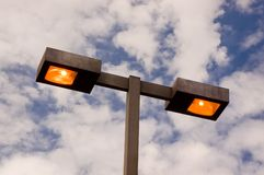 nowoczesne oświetlenia Fotografia Stock